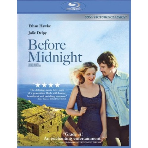 Before Midnight [Includes Digital Copy] [UltraViolet] [Blu-ray]