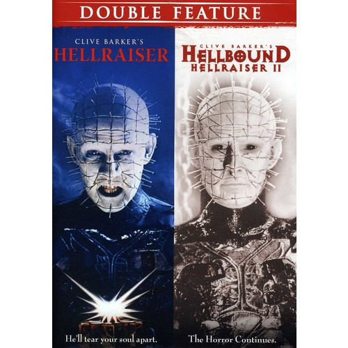 Horror Double Feature (DVD)