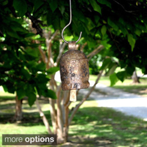 Studio 350 Garden Accents Metal 31-inch Large Bell