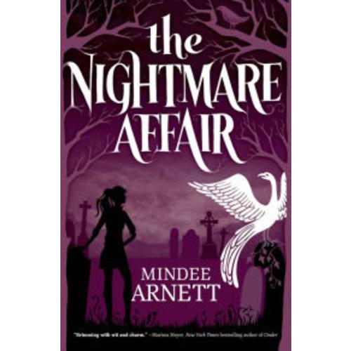 The Nightmare Affair (Arkwell Academy Series #1)