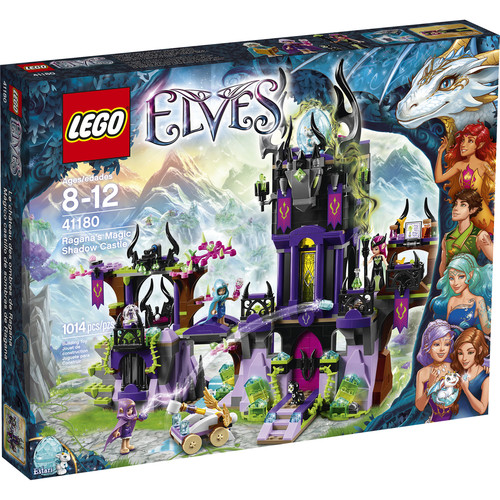 LEGO Elves Ragana's Magic Shadow Castle #41180