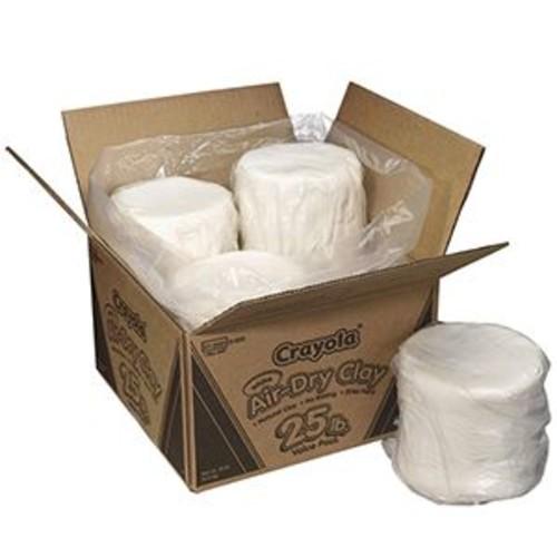 Crayola CLAY AIR-DRY VALUE PK 25LB (57-5001)