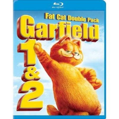 Garfield:Movie/Garfield:Talk of two k (Blu-ray)