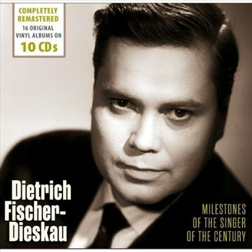 Milestones of the Singer of the Century [CD]