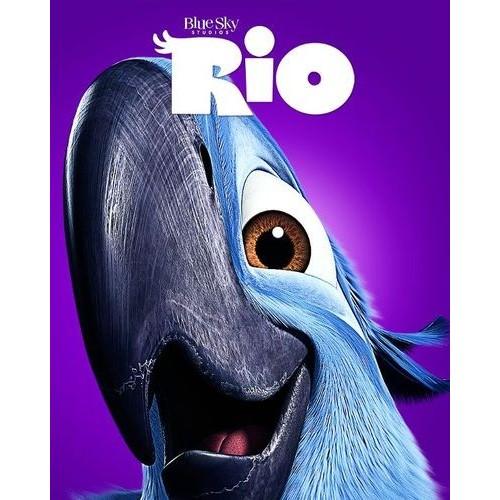 Rio BLU-RAY Disc