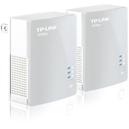 TP-LINK AV500 Nano Powerline Adapter Starter Kit, TL-PA4010KIT