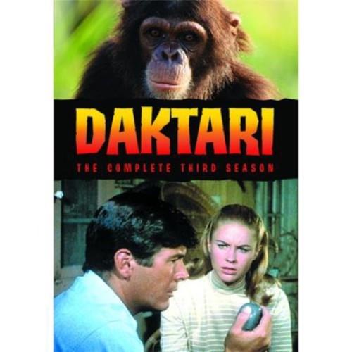 Daktari: The Complete Third Season DVD-9