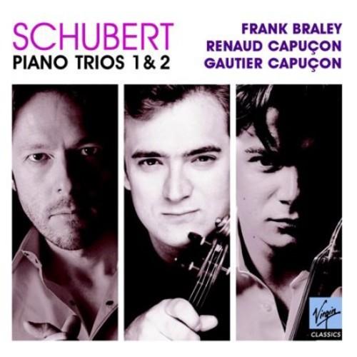Schubert: Piano Trios Nos. 1 & 2 [CD]