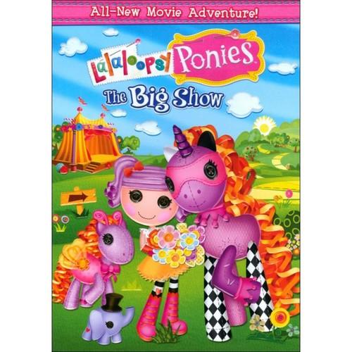 Lalaloopsy Ponies: The Big Show [DVD] [2014]