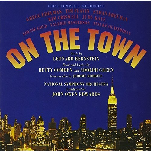 On The Town 1995 Studio Cast