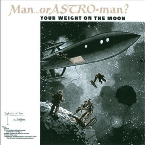 Your Weight on the Moon [CD]