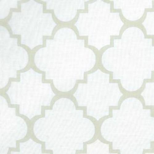Trend Lab Sea Foam Quatrefoil Changing Pad Cover