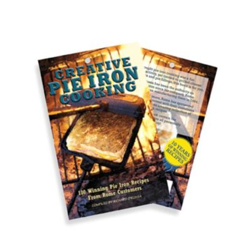 Rome Industries Pie Iron Cooking Recipe Book