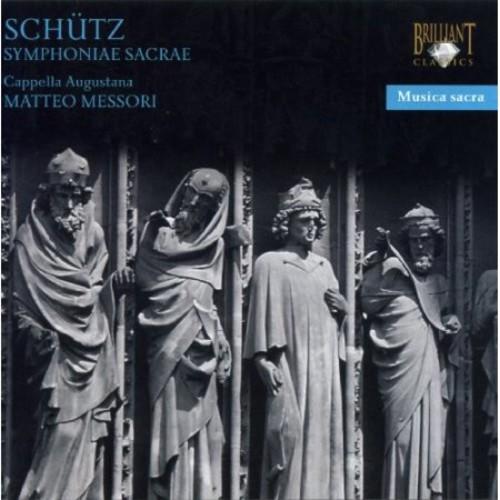 Schutz: Symphoniae Sacrae