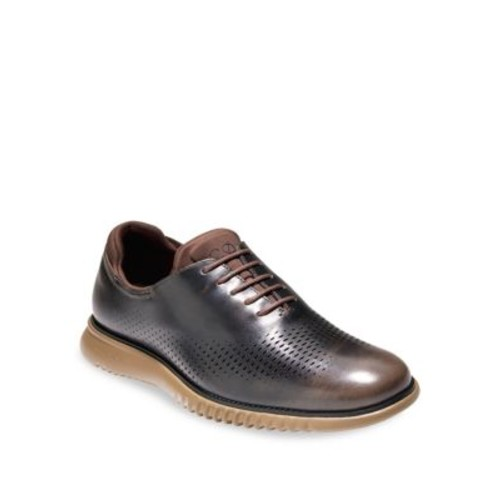 Next Generation Leather Oxfords