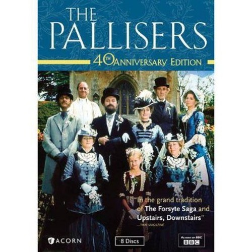 The Pallisers [40th Anniversary Edition] [8 Discs]