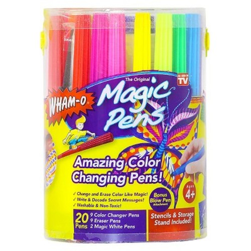As Seen On TV - Magic Pens - Amazing Color Changing