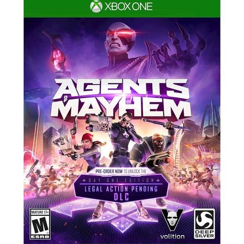 Agents of Mayhem: Day One Edition - Xbox One