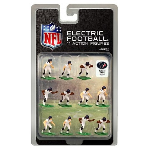 Tudor Games Houston Texans White Uniform NFL Action Figure Set