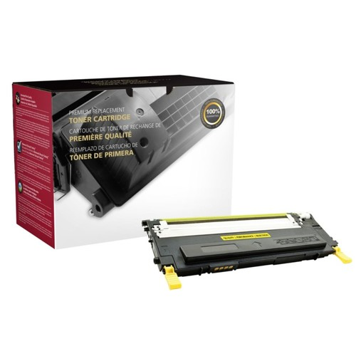 Office Depot CTGCLP315Y (Samsung CLT-Y409S) Remanufactured Yellow Toner Cartridge