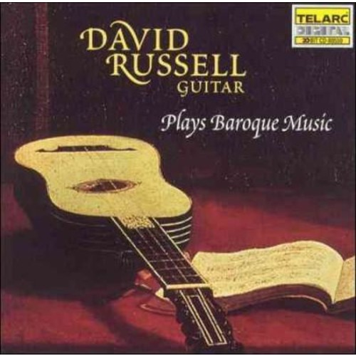 David Russell - Plays Baroque Music