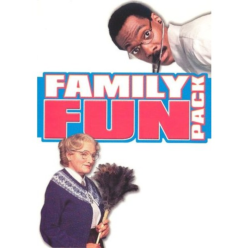 Family Fun Pack [6 Discs] [DVD]