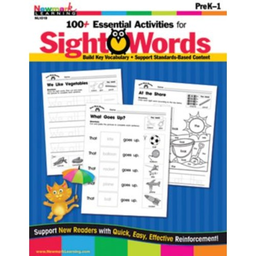 100+ Essential Activities for Sight Words by Newmark Learning