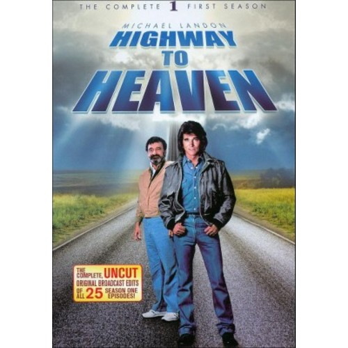 Highway to Heaven: The Complete First Season [5 Discs] [DVD]