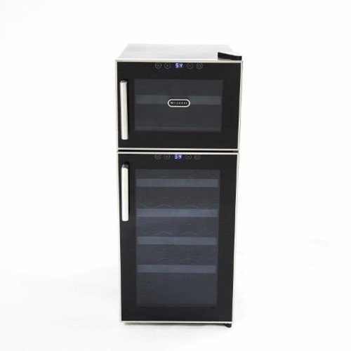 Whynter WC-212BD 21-Bottle Dual Temperature Zone Touch Control Freestanding Wine Cooler