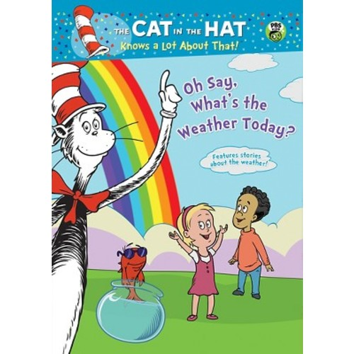 Cat In The Hat: What's The Weather Today? (DVD)