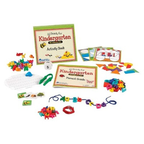 Learning Resources All Ready for Kindergarten Rediness Kit