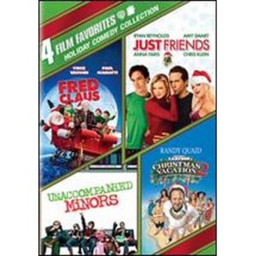 Holiday Comedy Collection: 4 Film Favorites [4 Discs]