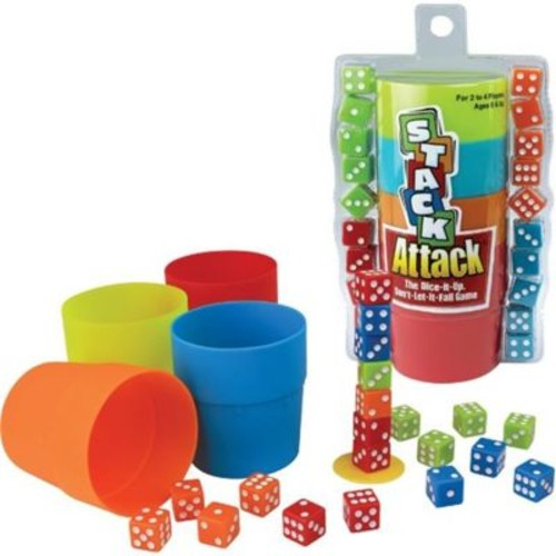 Patch Products-Smethport-Lauri Stack Attack The Dice It Up Dont Let It Fall Game (Edre53301)