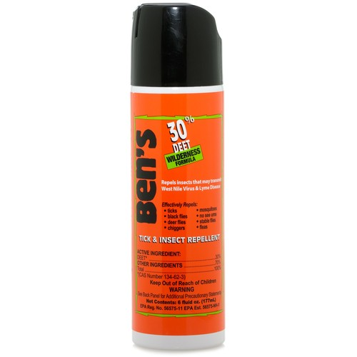 Eco Spray Insect Repellent - 30 Percent DEET - 6 fl. oz.