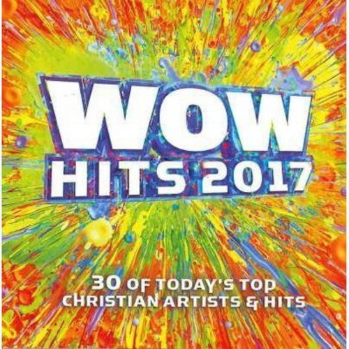 Various - Wow Hits 2017 (CD)