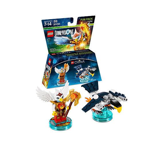LEGO Dimensions Fun Pack- Chuma Eris