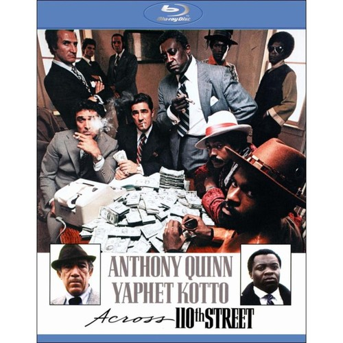Across 110th Street [Blu-ray] [1972]