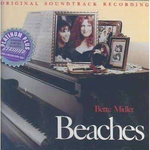 Bette midler - Beaches (Ost) (CD)