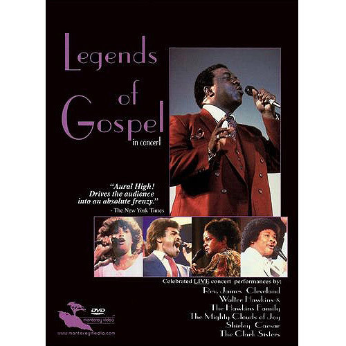 Legends of Gospel in Concert [2 Discs] [DVD]
