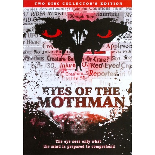 Eyes of the Mothman [DVD] [2007]