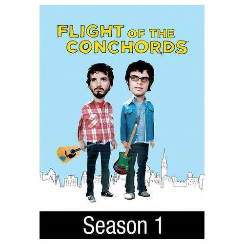 The Flight of the Conchords: Season 1 (2007)