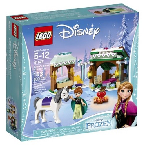 LEGO Disney Princess Anna's Snow Adventure 41147