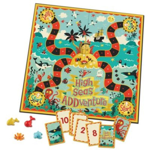 Learning Resources High Seas ADDventure Game