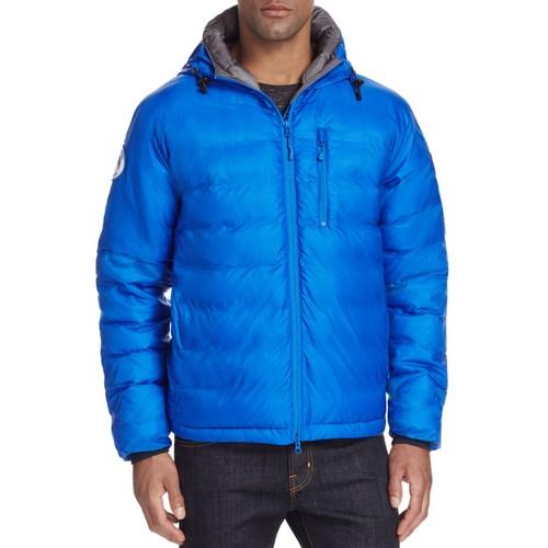Lodge Hooded Down Jacket