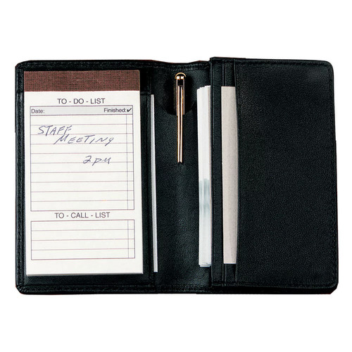 Royce Leather Deluxe Jotter Organizer