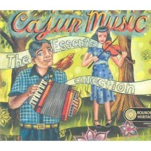 Cajun Music The Essential Collection CD (2002)