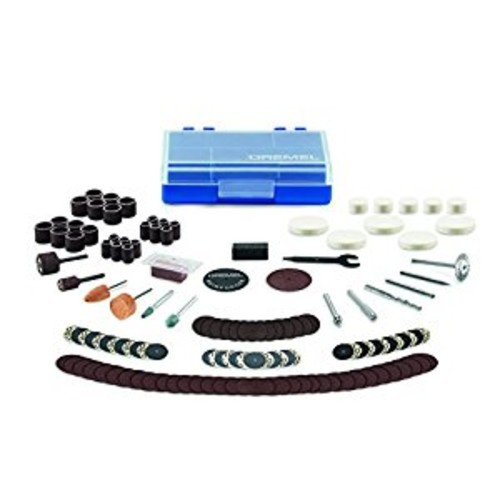 Dremel 730CS All-Purpose Rotary Tool Accessory Kit (130-Piece)