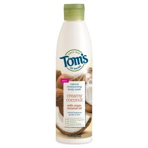Tom's of Maine Creamy Coconut Natural Body Wash - 12oz