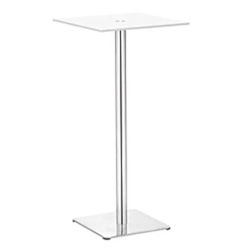 Zuo Modern Dimensional Pub Table, White