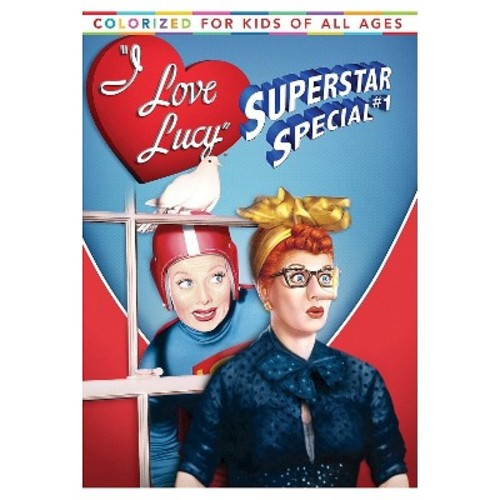 I Love Lucy - Superstar Special 1 (DVD)
